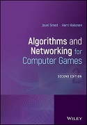 couverture du livre Algorithms and Networking for Computer Games