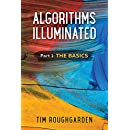 couverture du livre Algorithms Illuminated: The Basics