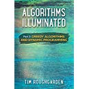 couverture du livre Algorithms Illuminated: Greedy Algorithms and Dynamic Programming
