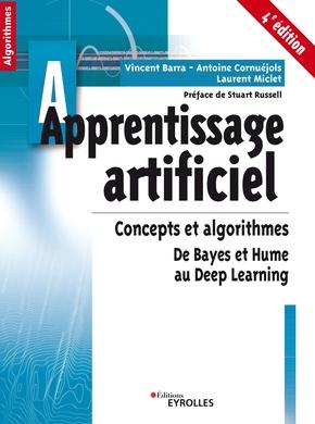 couverture du livre Apprentissage artificiel