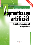 couverture du livre Apprentissage artificiel
