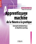 couverture du livre Apprentissage machine
