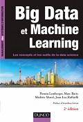 couverture du livre Big Data et Machine Learning