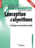 couverture du livre Conception d'algorithmes