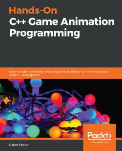 couverture du livre Hands-On C++ Game Animation Programming