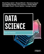 couverture du livre Data science