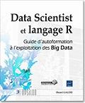 couverture du livre Data Scientist et langage R