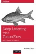 couverture du livre Deep Learning avec TensorFlow