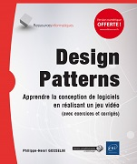 couverture du livre Design Patterns