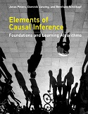 couverture du livre Elements of Causal Inference
