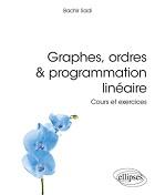 couverture du livre Graphes, ordres et programmation linéaire
