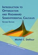 couverture du livre Introduction to Optimization and Hadamard Semidifferential Calculus