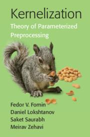 couverture du livre Kernelization