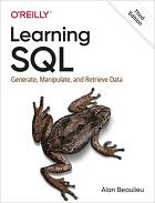 couverture du livre Learning SQL