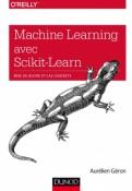 couverture du livre Machine Learning avec Scikit-Learn