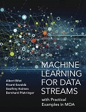 couverture du livre Machine Learning for Data Streams