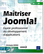 couverture du livre Maîtriser Joomla!