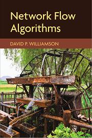 couverture du livre Network Flow Algorithms