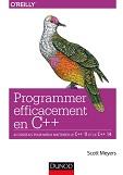 couverture du livre Programmer efficacement en C++