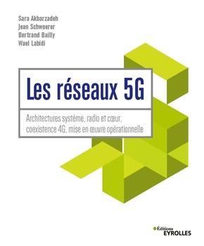 couverture du livre Les réseaux 5G