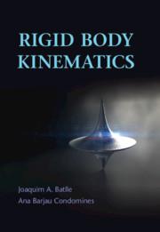 couverture du livre Rigid Body Kinematics